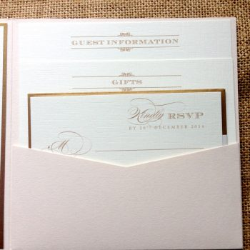 bespoke-deco-staggered-infocards-and-gold-rsvp-envelope