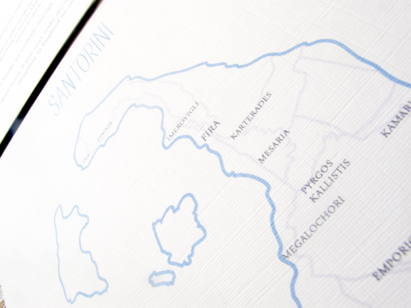 Wedding Invitation Map Maker: Contemporary Wedding Stationery Boutique