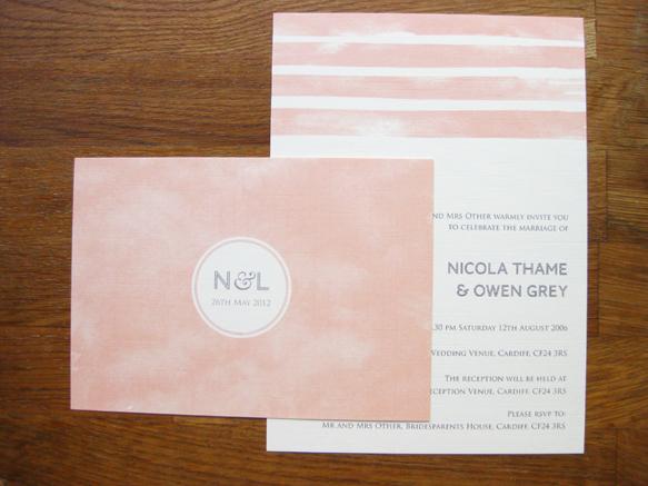 Olive Wedding Stationery  Invitation Formats