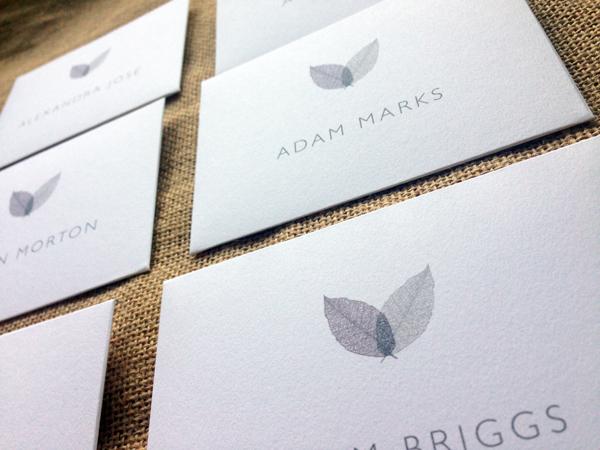 Bespoke-dining-cards-leaves