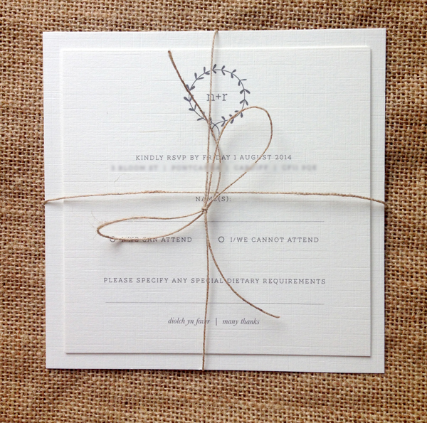 Clearing-RSVP-and-invite-with-twine