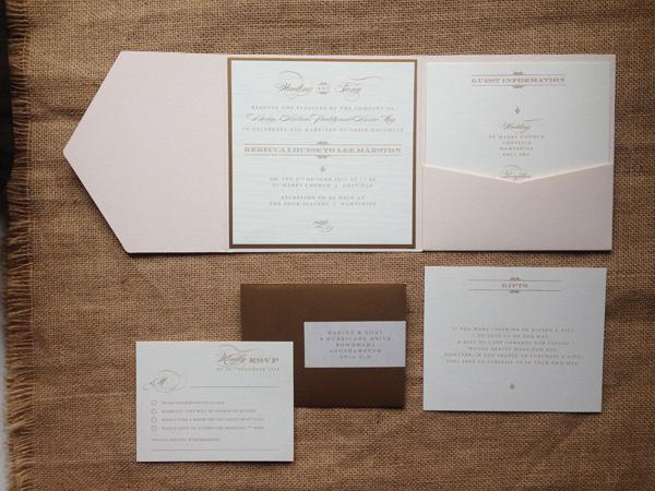 Bespoke-deco-wedding-pocket-invite-with-band-and-envelope-liner