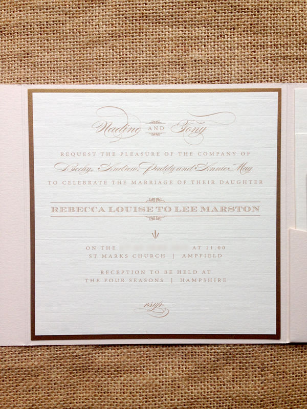 Deco-invite-insert-with-gold-metallic-backing-card