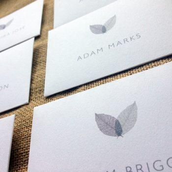 Bespoke-dining-cards-leaves